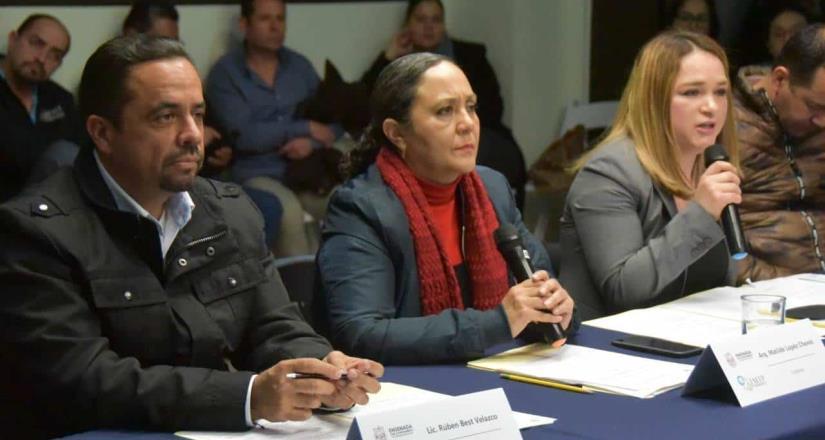 Ratificaron a la maestra Cázarez Mendoza como directora del IMIP