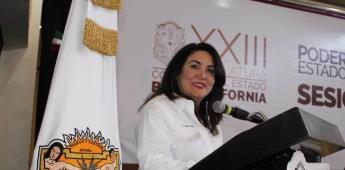 La diputada Miriam Cano aclaró cuales serán los límites territoriales de San Quintín