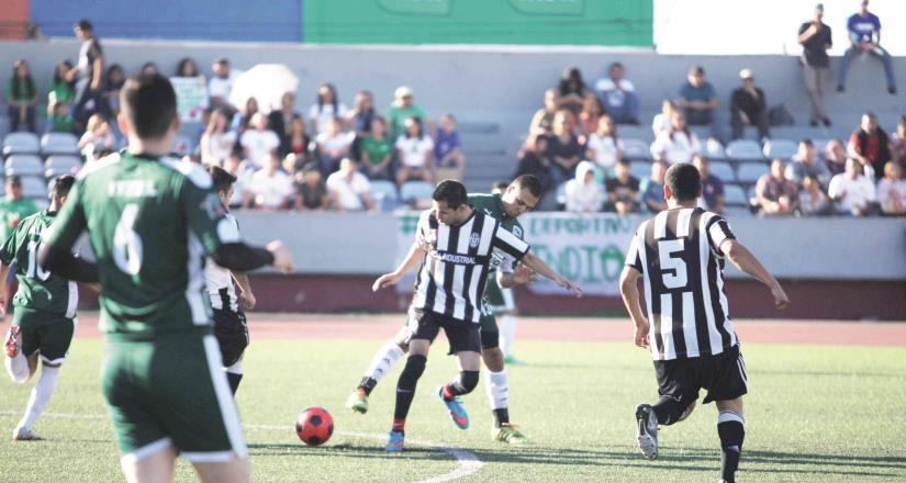 Celebran fecha 12 en Liga Reforma