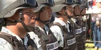 AMLO pide a miembros de Guardia Nacional ser leales e incorruptibles