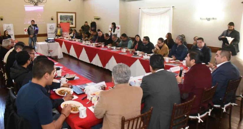 Presentará Ayala paquete de obras prioritarias ante la Federación