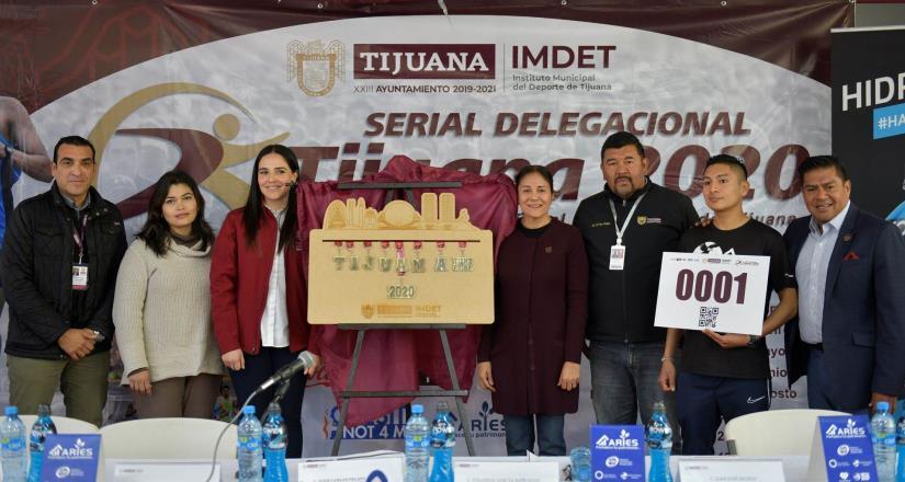 Devela Imdet frase para Serial Atlético Delegacional