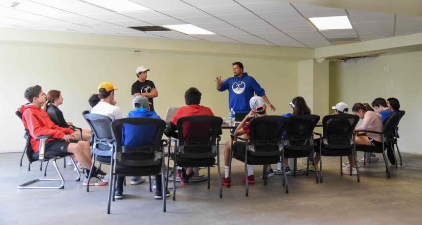 BC inicia concentración de tenis en Ciudad Deportiva