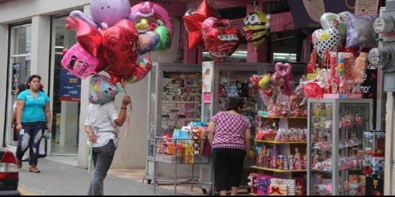 """Es """"SAN VALENTÍN""""  una celebración para las parejas y los comercios"""