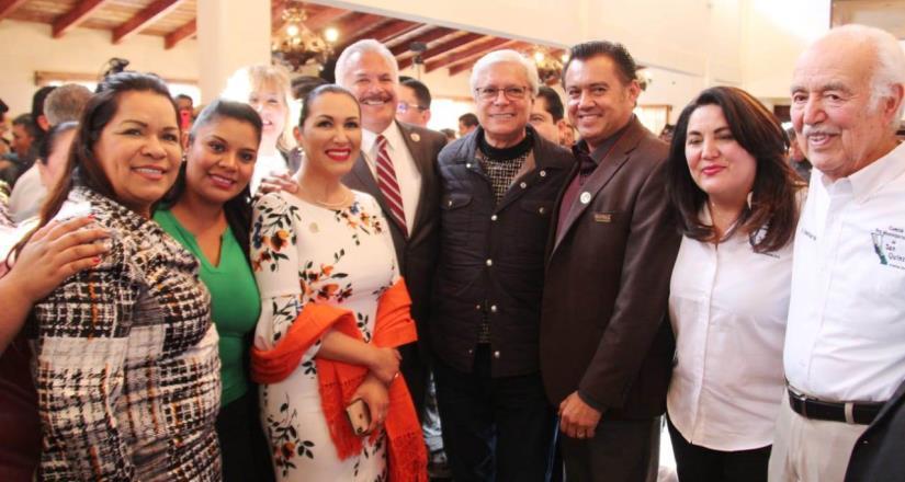 Atestigua Gobernador de BC histórica creación del municipio de San Quintín