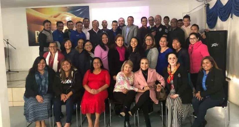 Gestiona Ayuntamiento capacitación en liderazgo y finanzas para la comunidad pastoral