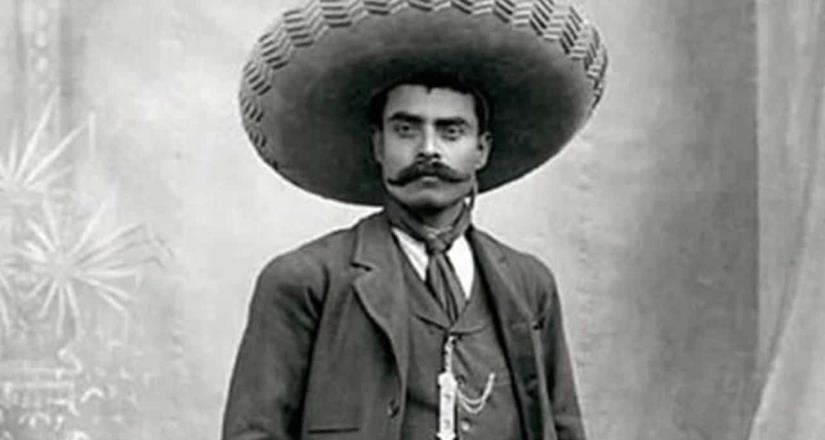 Campesinos piden reivindicar memoria de Emiliano Zapata