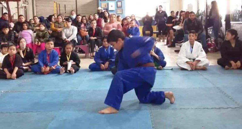 Exitoso torneo de Katas en Lima Lama
