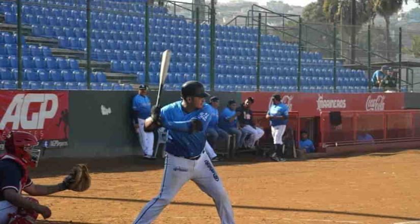 Halcones ante Publicidad Márquez