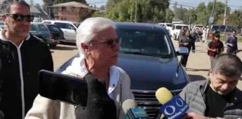 Gobernado de BC, Jaime Bonilla  da su opinión sobre la marcha feminista de Tijuana