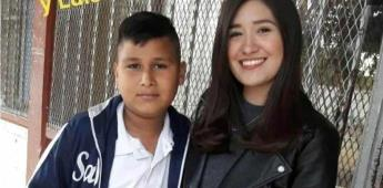 Maestra y alumno ganan concurso con likes en San Valentín