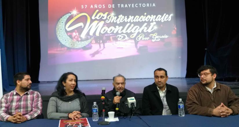 Alegre tardeada con los Internacionales Moonlight, de Paco Garcia.