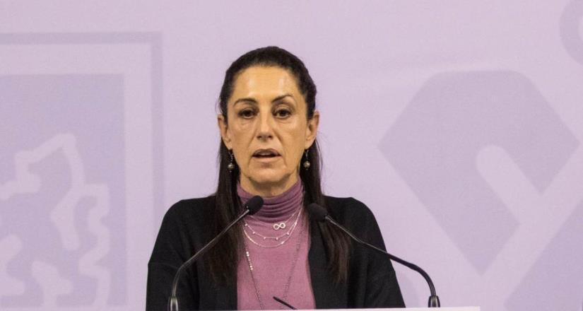 Sheinbaum cancela agenda para atender caso Fátima
