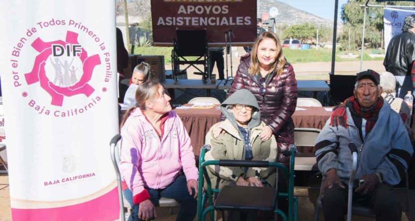 Ofrece DIF asesoría legal a los adultos mayores en Baja California