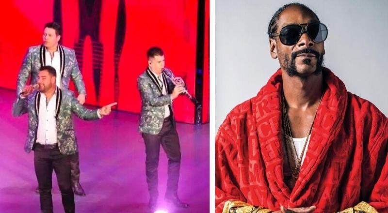 Confirmado, Snoop Dogg y Banda MS realizarán concierto juntos