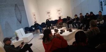 Intercambian puntos de vista en torno a las bienales en el CEART Ensenada