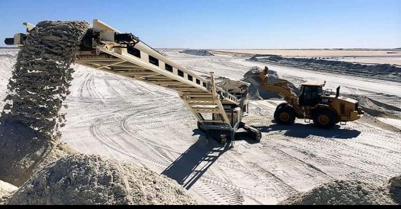 Explotarán 100 mil hectáreas para extraer litio en Sonora