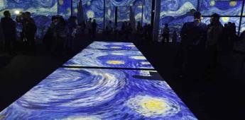 Inauguran Van Gogh Alive en la CDMX