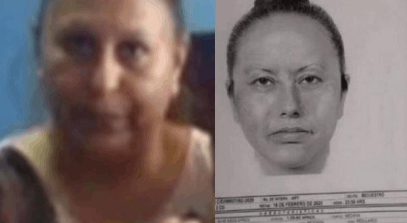 Reportera da a conocer el parecido de la tía de Fátima y la mujer que se la llevó
