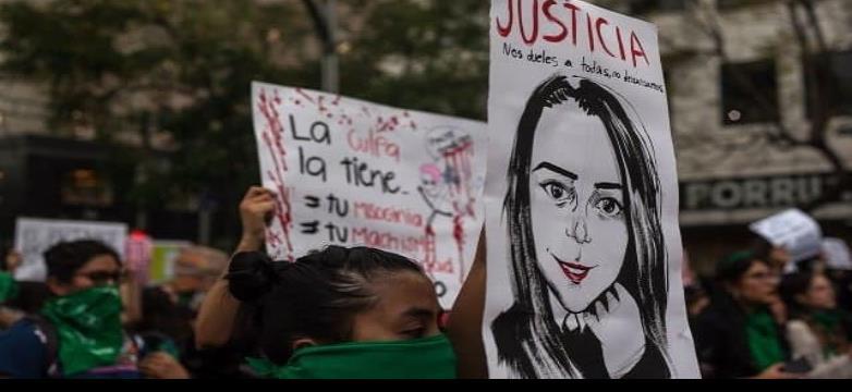 Aumentan a 65 años de prisión a quien cometa feminicidio