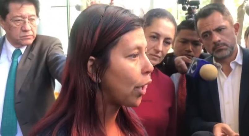 Madre de Fátima conoció en una fiesta a la mujer que se la llevó