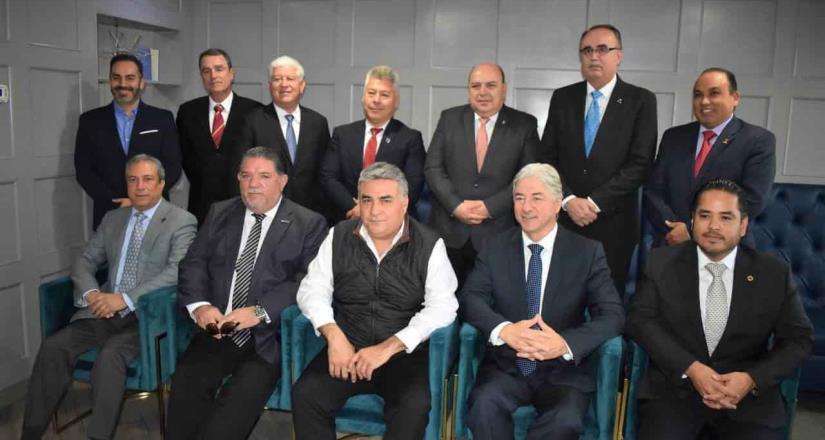 Coincide Alejandro Ruiz Uribe con CCE en Detonar el Desarrollo de Infraestructura en B.C.