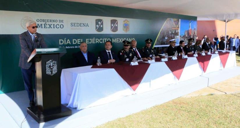 Ejército Mexicano garante de la seguridad de los bajacalifornianos: Gobernador Bonilla Valdez