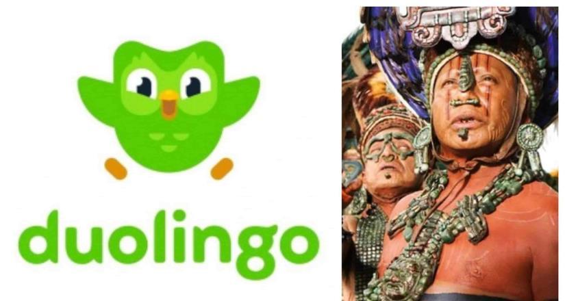 Buscan que aprender maya sea posible a través de Duolingo