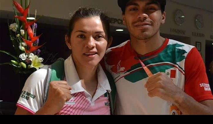 María Espinosa gana el primer combate en busca de plaza olímpica