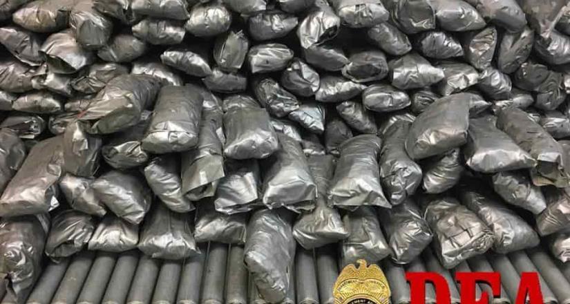 DEA: el 60 por ciento de las metanfetaminas cruzan por San Diego y Calexico
