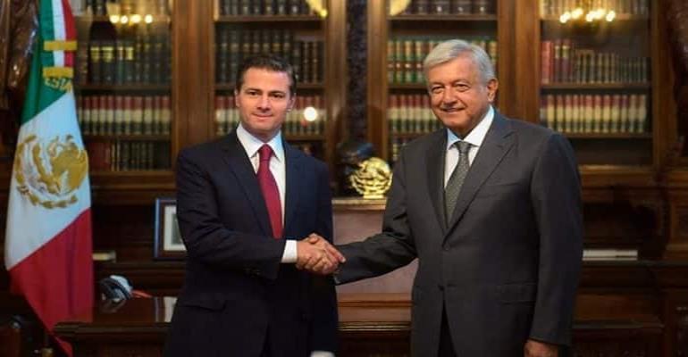 AMLO: Mi gobierno no pondrá denuncia contra el expresidente Peña