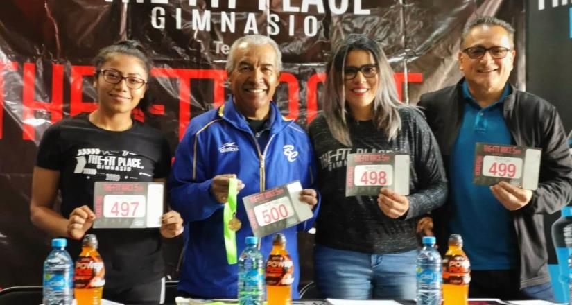 """Presenta """"The Fit Race"""" su primera Carrera"""