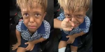 Niño de 9 años prefiere morir antes de seguir soportando bullying por tener enanismo
