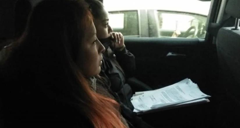 Por amenazas abogada de presunta feminicida de Fátima deja el caso