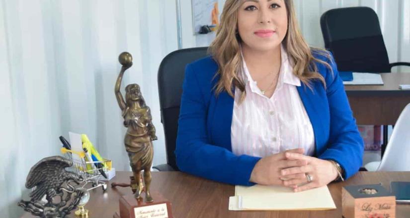 Plantea Mata Lozano mejor planeación para la protección de mujeres