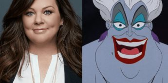 Melissa McCarthy interpretará a Úrsula en la adaptación live action de La Sirenita