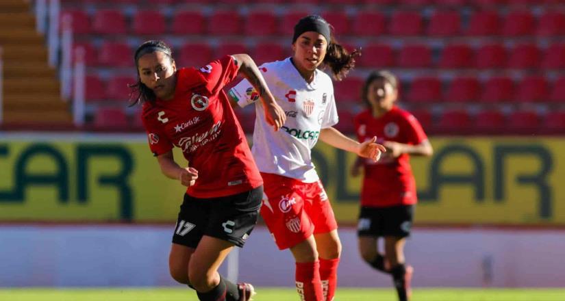 Club Necaxa 0-2 Club Tijuana Femenil