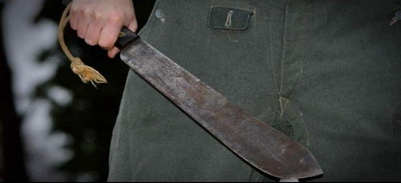 Hombre mata a su padre con un machete en Yucatán