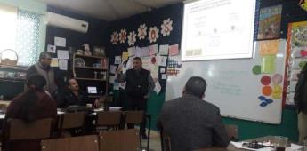 En Tecate, Conversatorio sobre Seguridad Escolar