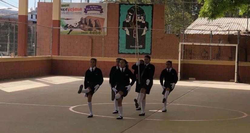 Muestra Municipal de Escoltas Escolares