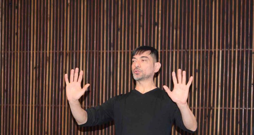 David Jiménez, actor bajacaliforniano radicado en España, ofrecerá una conferencia en el CECUT