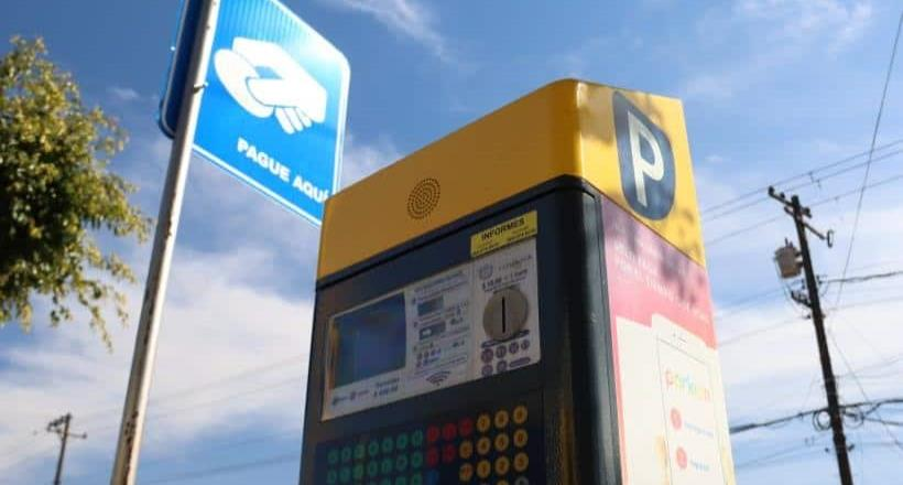 Acuerdan modificaciones a concesión de estacionómetros en Tijuana