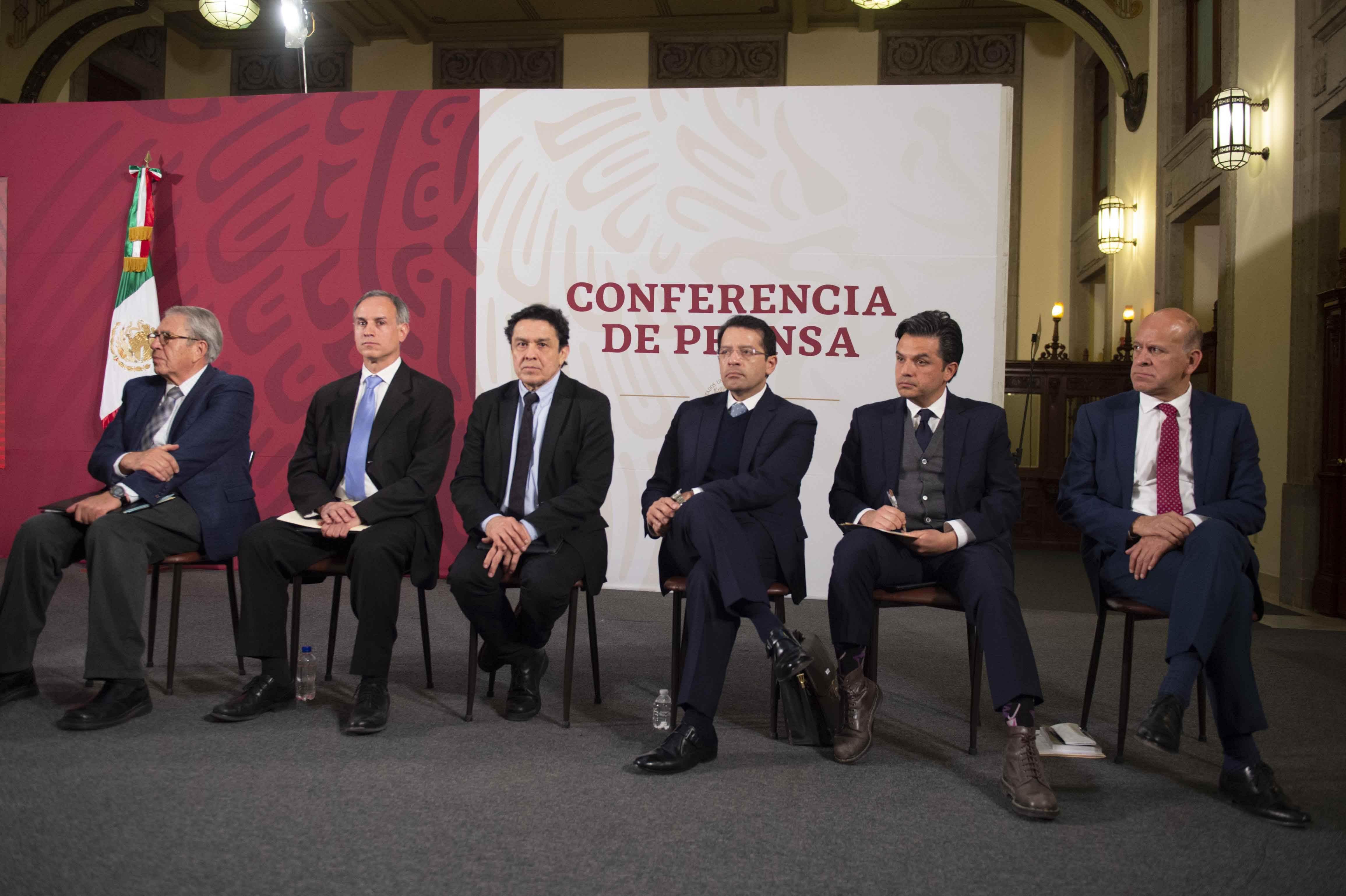 Conferencia de Prensa Matutina; martes 25 de febrero, 2020