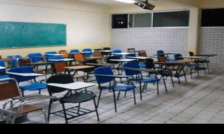 Profesor pondrá falta a las alumnas el 9 de marzo