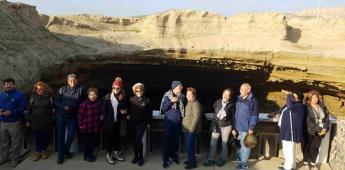 Visitan 25 turistas internacionales la zona sur de Ensenada