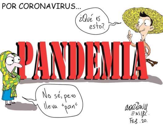Por Coronavirus