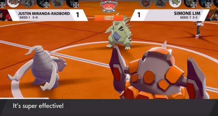 Niña de 7 años es la campeona en torneo de Pokémon