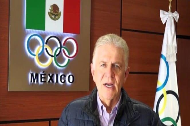 México en riesgo de no participar en los Juegos Olímpicos de Tokio 2020: Carlos Padilla