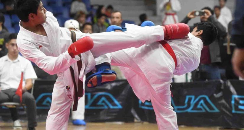 Define BC selección de Karate