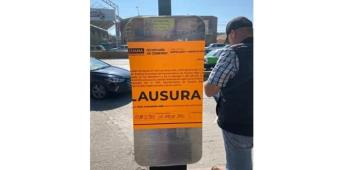 Más de 80 casetas telefónicas han sido clausuradas por el Ayuntamiento